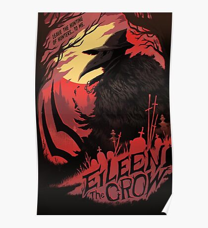 Eileen the crow Poster