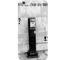 Telephone Love iPhone Case/Skin