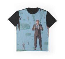 Superbureaucrat paratrooper Graphic T-Shirt