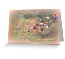 Meditation, Heal The World with Art Love Kindness Greeting Card