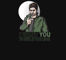 Moon Howler Unisex T-Shirt