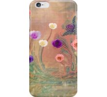 Meditation, Heal The World with Art Love Kindness iPhone Case/Skin