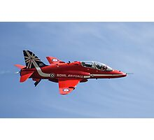 Red Arrows T1 Hawk Photographic Print