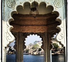 archway 1, Rajasthan, India by JCMM