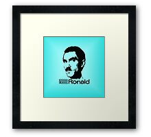 Ronald Framed Print