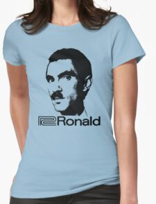 Ronald Womens Fitted T-Shirt