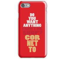 Shaun Of The Dead - Cornetto iPhone Case/Skin