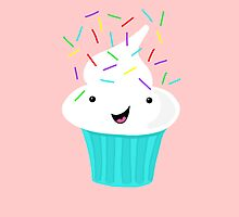 Happiness Is Sprinkles On Your Cupcake by Misty Lemons
