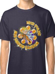 NoPainNoSuperSaiyan Classic T-Shirt