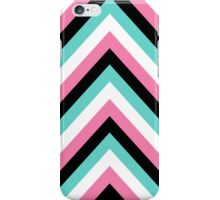 Ethno Candy Chevrons iPhone Case/Skin
