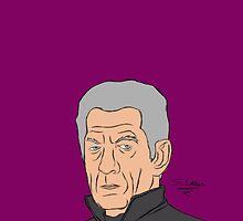 Magneto ( Sir Ian McKellen) by stewartwarner