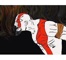 Kratos Photographic Print