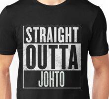 Straight Outta Johto Unisex T-Shirt