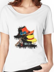 Hats Brothers Women's Relaxed Fit T-Shirt