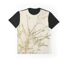Waxflower Graphic T-Shirt