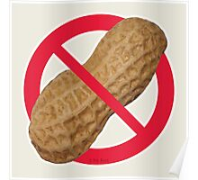 Peanuts Are Forbidden - Les Arachides Sont Interdites Poster