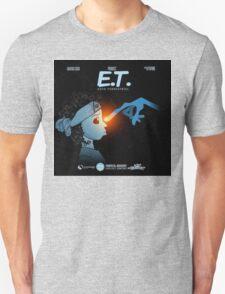 Project ET - esco terrestrial (future) Unisex T-Shirt