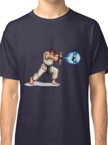 Hadouken! 8-bit Ryu. Classic T-Shirt