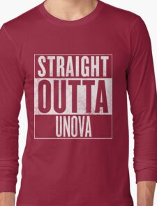 Straight Outta Unova Long Sleeve T-Shirt