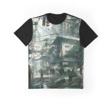 Street Life Graphic T-Shirt