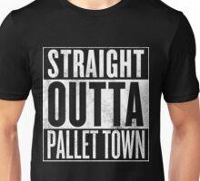 Straight Outta Pallet Town Unisex T-Shirt