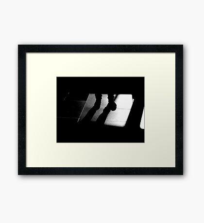 Natural Light  Framed Print