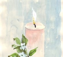 Light a candle by Maree Clarkson