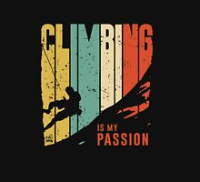 CLIMBING IS MY PASSION Hoodie