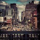 New York City by crashbangwallop