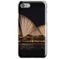Fan Sails - Sydney Vivid Festival iPhone Case/Skin