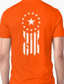 Old World Justice Flag T-Shirt