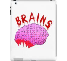 Bloody Brains - Light iPad Case/Skin