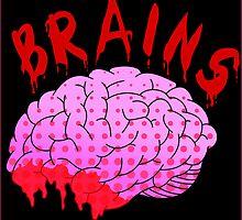 Bloody Brains - Dark by zombieguy01