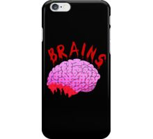 Bloody Brains - Dark iPhone Case/Skin