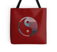 Plaid For Ying & Yang Tote Bag