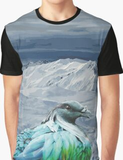 Maybe I'll Try Snowboarding Graphic T-Shirt