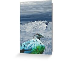 Maybe I'll Try Snowboarding Greeting Card