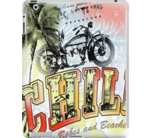 tropical chill iPad Case/Skin