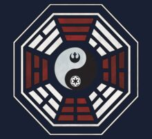 star wars yin yang version 4  Baby Tee