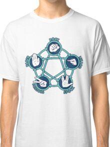 Rock Papers Scissors Shirt Classic T-Shirt