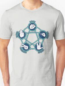 Rock Papers Scissors Shirt T-Shirt