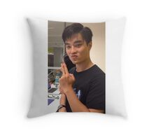 Kev 007 bday Throw Pillow