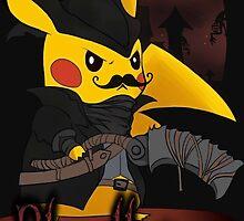 BloodBorne: Special Pikachu Edition by Kyousuke Imadori