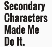 Scott Pilgrims Finest Words  by Captainbuffy
