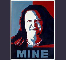 """Gina Minehard """"The Audacity of Mine"""" Unisex T-Shirt"""