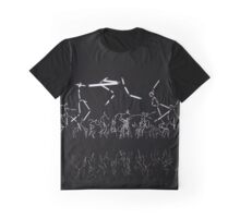 The light danced upon the water Graphic T-Shirt