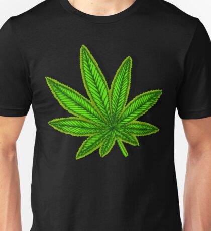 Sweet Leaf Unisex T-Shirt