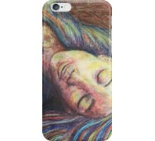 Slumber in the Sun iPhone Case/Skin