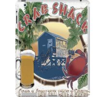 crab shack iPad Case/Skin