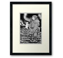 Lyra Belacqua Framed Print